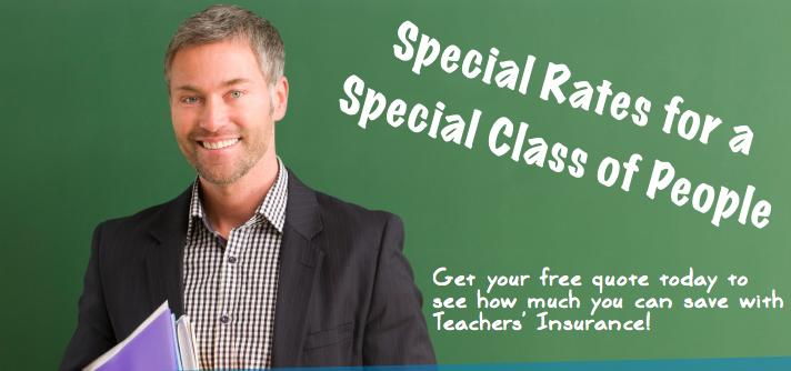NJ Teachers Auto Insurance Savings