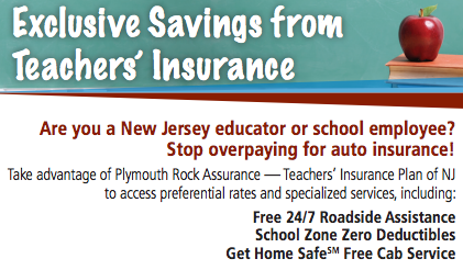 Best Teaching Insurance Savings in North Jersey